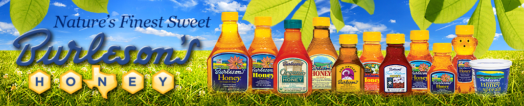 Private Label Honey Products by Burleson's Honey
